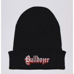 Czapka zimowa haft Bulldozer 01