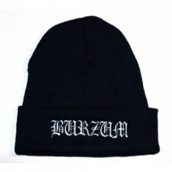 Czapka zimowa haft Burzum 01