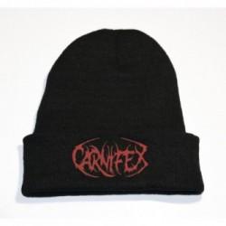Czapka zimowa haft Carnifex 01