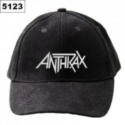Czapka z daszkiem Anthrax