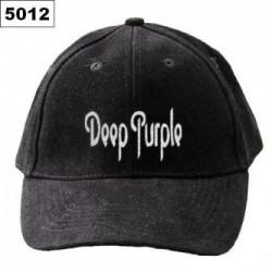 Czapka z daszkiem Deep Purple