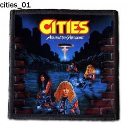 Naszywka Cities 01
