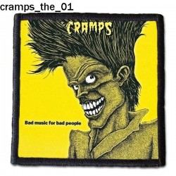 Naszywka Cramps The 01