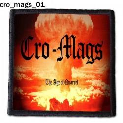 Naszywka Cro Mags 01