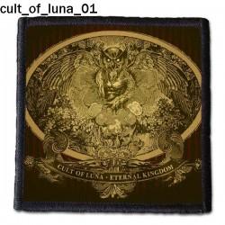Naszywka Cult Of Luna 01