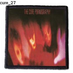 Naszywka The Cure 27