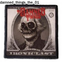 Naszywka Damned Things The 01