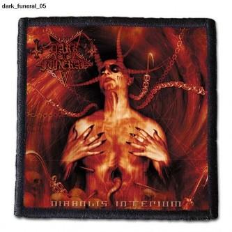 Naszywka Dark Funeral 05