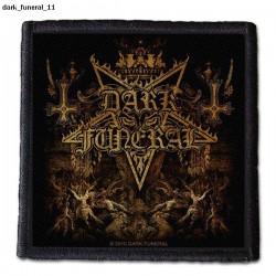 Naszywka Dark Funeral 11