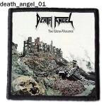 Naszywka Death Angel 01