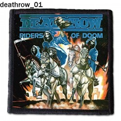 Naszywka Deathrow 01