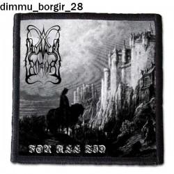 Naszywka Dimmu Borgir 28