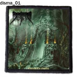 Naszywka Disma 01
