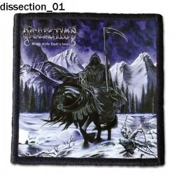 Naszywka Dissection 01