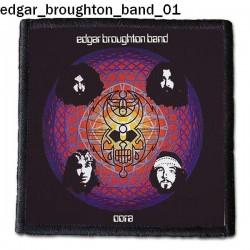 Naszywka Edgar Broughton Band 01