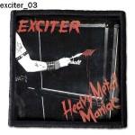 Naszywka Exciter 03