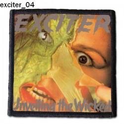 Naszywka Exciter 04