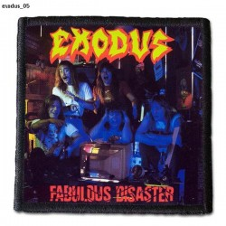 Naszywka Exodus 05