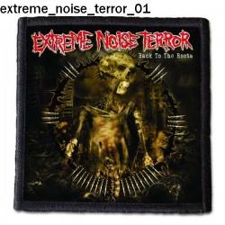 Naszywka Extreme Noise Terror 01