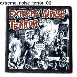 Naszywka Extreme Noise Terror 02