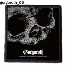 Naszywka Gorgoroth 05