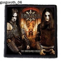 Naszywka Gorgoroth 06