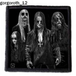 Naszywka Gorgoroth 12