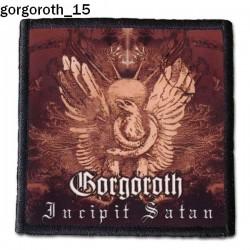 Naszywka Gorgoroth 15