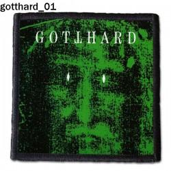 Naszywka Gotthard 01