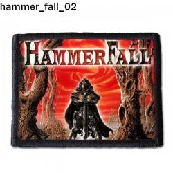 Naszywka Hammer Fall 02