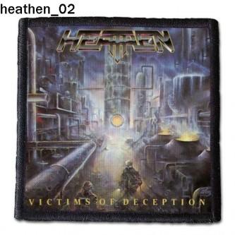 Naszywka Heathen 02
