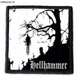 Naszywka Hellhammer 01