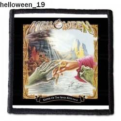 Naszywka Helloween 19