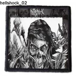 Naszywka Hellshock 02