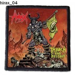 Naszywka Hirax 04