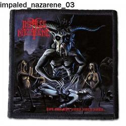 Naszywka Impaled Nazarene 03