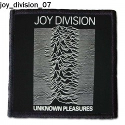 Naszywka Joy Division 07
