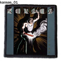 Naszywka Kansas 01
