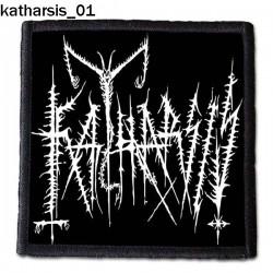 Naszywka Katharsis 01