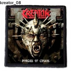Naszywka Kreator 08