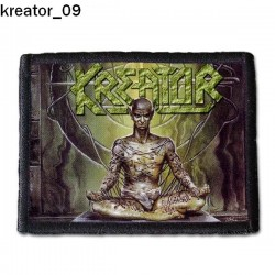 Naszywka Kreator 09