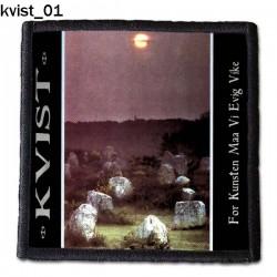 Naszywka Kvist 01
