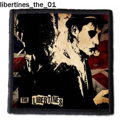 Naszywka Libertines The 01