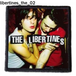 Naszywka Libertines The 02