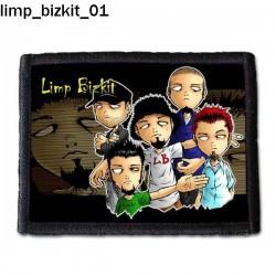 Naszywka Limp Bizkit 01