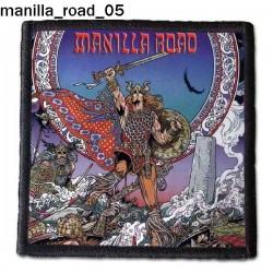 Naszywka Manilla Road 05