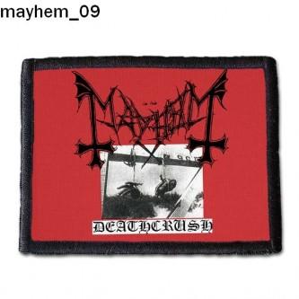 Naszywka Mayhem 09