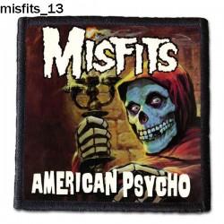 Naszywka Misfits 13