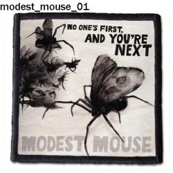 Naszywka Modest Mouse 01