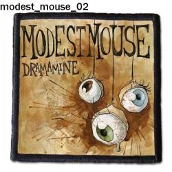 Naszywka Modest Mouse 02